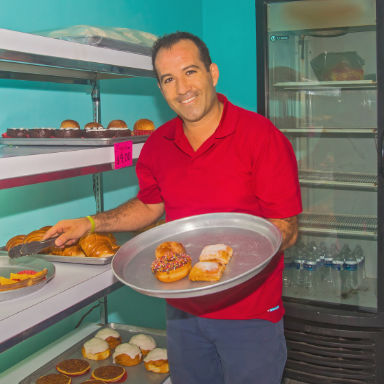 About Cozumel Food Tour Guide Gerardo